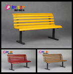 PLAY TOY 1/6 Scale Park Bench/Chair