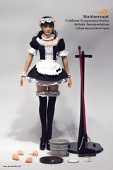 Phicen Maidservant Uniform Temptation Series Artistic Interpretation 1:6 scale Collector Figure (PL2014-35)