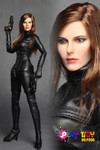 PLAY TOY P006 1/6 Female Intelligence Agent Figure -Baroness