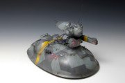 Wave Maschinen Krieger Ma.k SF3D 1/20 Scale Oskar 25mm Linear Gun type