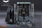 Hot Toys MMS234 The Dark Knight: 1/6th scale Batman Armory (with Batman Collectible Figure) Collectible