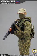 KGB hobby:1/6 Russian MVD Special Force sets KGB-002