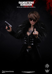 DAMTOYS 1/6 Gangsters Kingdom - Spade 6 GK008 Action Figure