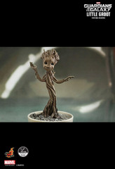 Hot Toys – 1/4th scale collectibles Little Groot from Guardians of the Galaxy