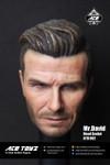 Ace Toyz ATH-002 Mr David 1/6 figure head sculpt