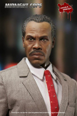 CROZZ DESIGN - MIDNIGHT COPS (Roger) 1/6 Action Figure 001B