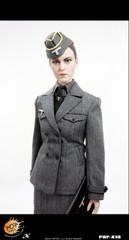 POPTOYS 1/6 Style Series X18 World War II German female civil servants figure