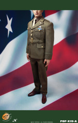 POPTOYS 1/6 Style Series X19 World War  II, the golden age Captain military uniforms suit - Ver A