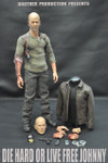 Brother Production DIE HARD or LIVE FREE JOHNNY 1/6 Bruce Willis action figure in stock