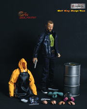 WOLFKING Chemical Partner 1/6 action figure