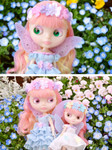 """Takara CWC 12"""" Exclusive Neo Blythe Doll Spright Beauty"""