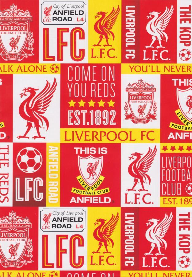 Liverpool Football Club Dad Birthday Card CardSpark – Liverpool Fc Birthday Card