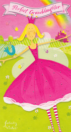 Felicity Wishes - Granddaughter Birthday Card