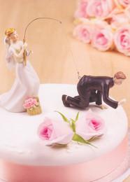 Congratulations Bride And Groom Card