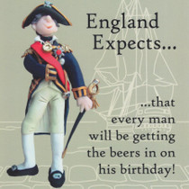 Birthday Card - Get The Beers In