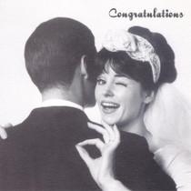 The Wedding Collection - Congratulations Wedding Card