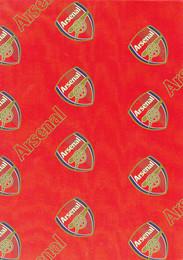 Arsenal Football Club - Giftwrap