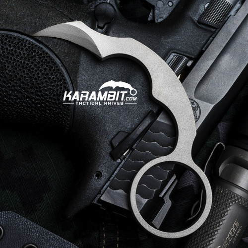 The Max Venom Karambite Last Ditch Neck Knife