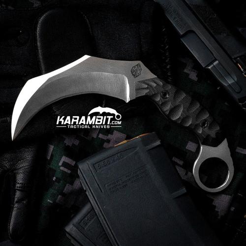 McDaniel Knives Lycan Karambit