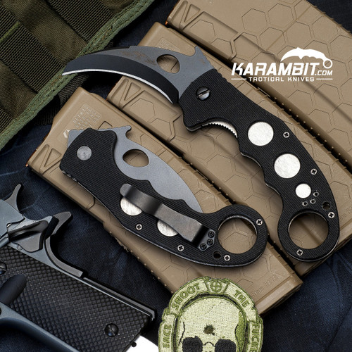 Emerson Black Super Karambit