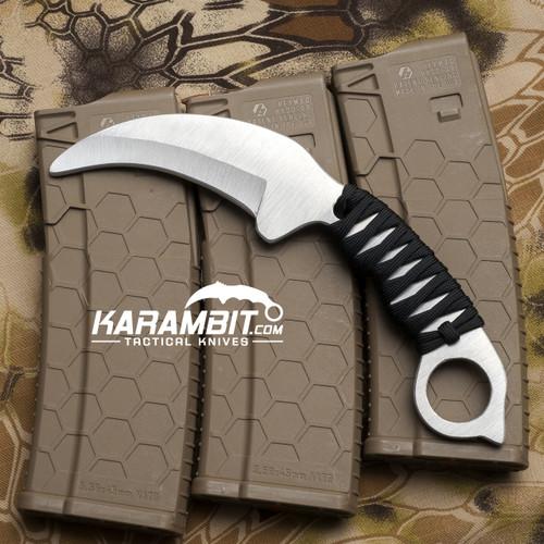 "Model H Training Karambit w/3.5"" blade"