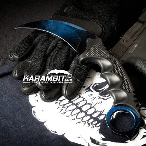 Painted Honshu Doppler Phase 4 CS GO Karambit