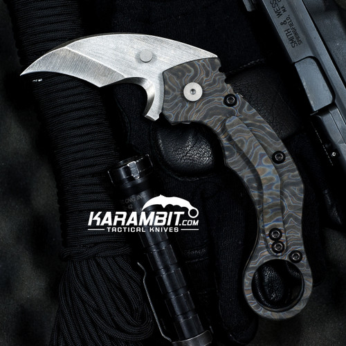 James Coogler's Reaper X2 Folding Karambit