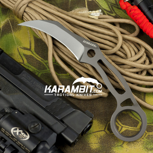 Schrade Fixed Karambit