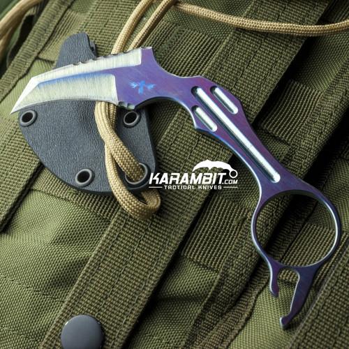 James Coogler's Ti Mini EDGE Neck Knife