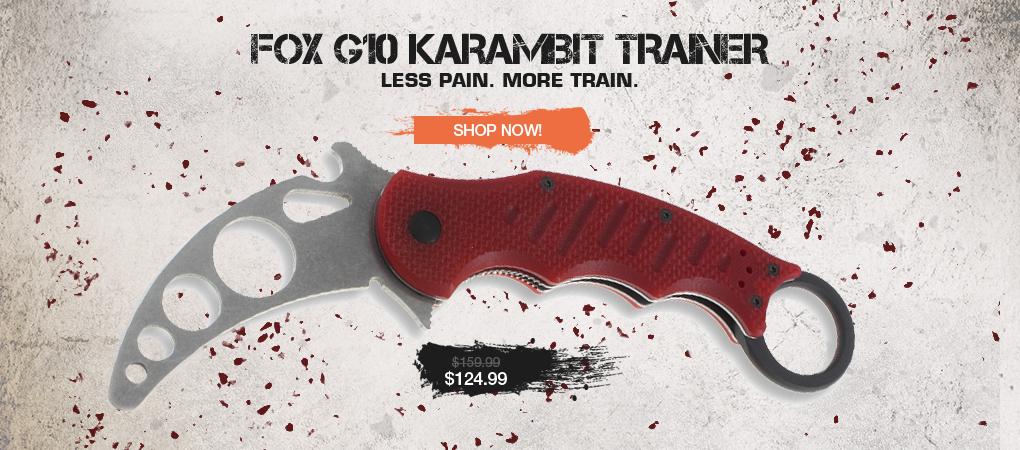 Fox 479 G10 Trainer