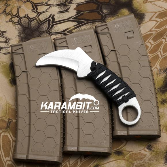 """Karambit Trainer Model C w/2.75"""" blade (KbitTrainerModelC)"""