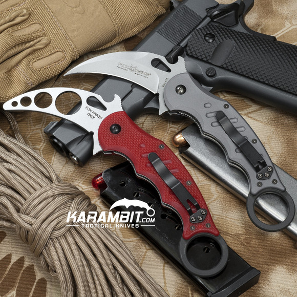 The Fox 478 Karambit Package! Fox 478 Karambit and Trainer