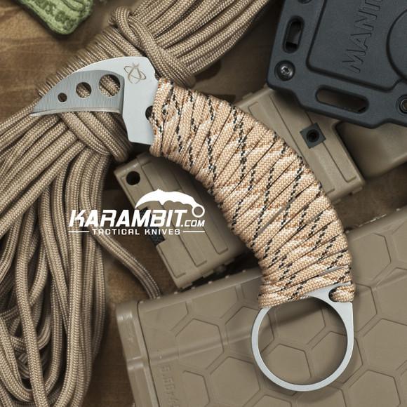 Mantis MK-FS Evis-1 Fixed Karambit (MNMK-FS)