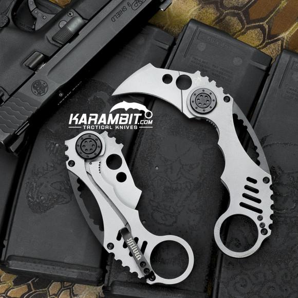 Mantis MK-3vXb Encore Folding Karambit (MNMK-3VXB)