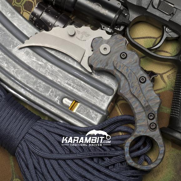 James Coogler's Ridgeback Folding Karambit (CooglerRidgeback)