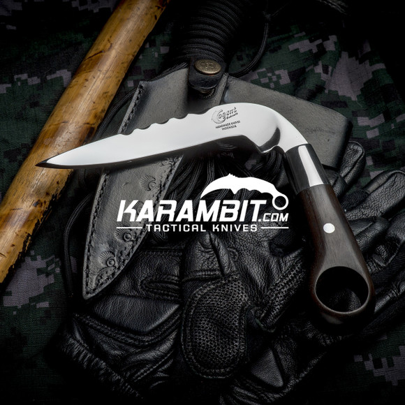 Cogent Knives Traditional Indonesian Karambit (Style 2)