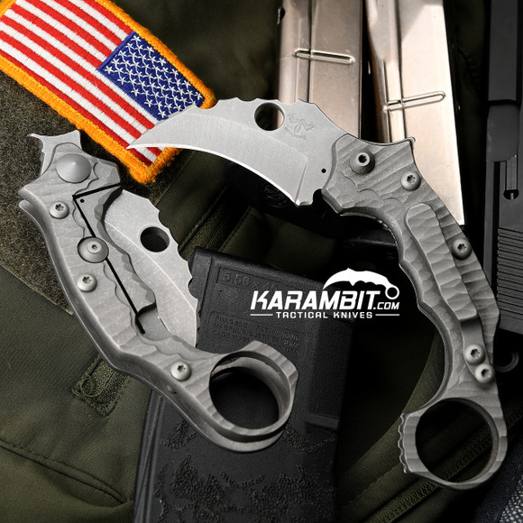 James Coogler's Smasher Flipper Folding Karambit (CooglerSmasherKbit)