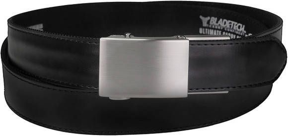 Black Leather Ultimate Carry Belt (UCB-2-1-2)