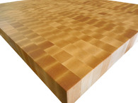 End Grain Butcher Block Countertop/Chef's Board