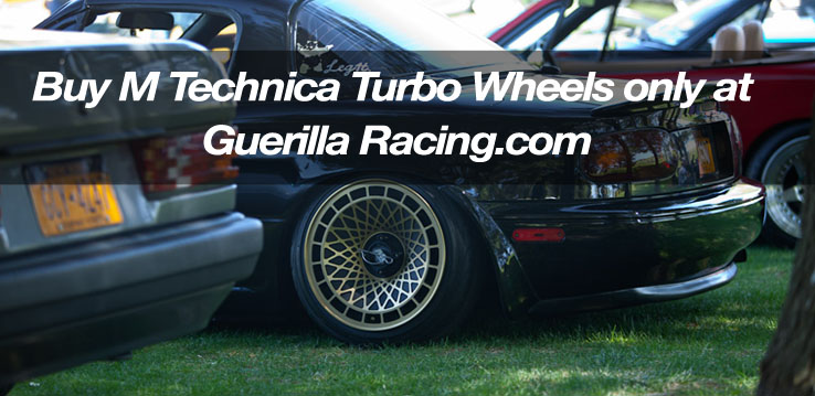 M Technica Turbo Wheel Banner