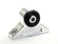 Blox Racing Billet Motor Mount, Silver (2003-2007 Mitsubishi Evolution VIII / IX)