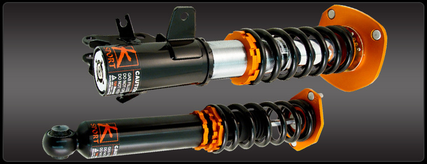 KSport GT Pro Coilovers - Acura RSX 2002-2006