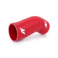 Mishimoto 01-07 Subaru WRX Silicone 80mm Airbox Hose, Red *NEW