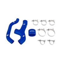 Mishimoto 04-07 Subaru WRX / WRX STI USDM Silicone Intercooler Hoses, Blue *NEW