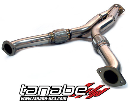 Tanabe Downpipe - Nissan 350Z 03-06
