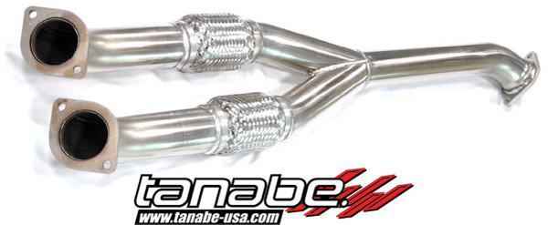 Tanabe Downpipe - Nissan GTR 08-08
