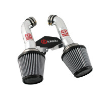 aFe Takeda Air Intake System -  Pro Dry S ; Infiniti G37 Coupe 08-12 V6-3.7L - POLISHED