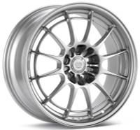 Enkei NT03+M Wheel - 18x10.5 +30 5x114.3 Silver