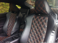 Clazzio Quilted Insert Seat Covers - Scion FR-S 2013+