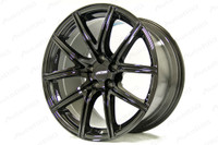 "AME FS01 Limited Edition Wheel - 18x9"" +25 5x114.3 Gloss Black"